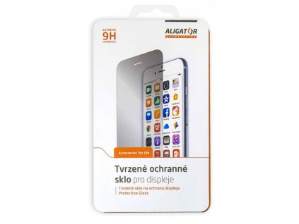 Ochrana displeje GLASS PRINT iPhone 7/8/SE (2020) bílá