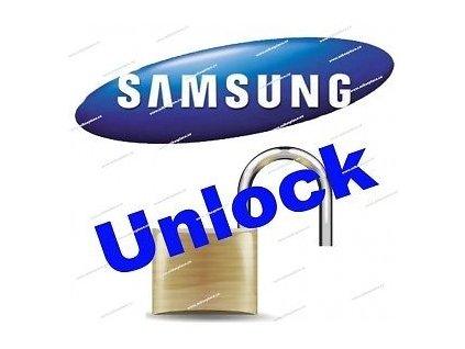 Odblokování telefonů Samsung