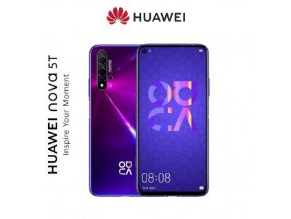 huawei 5T purple s