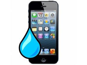 Servis iPhone 5 - Ošetření vytopeného přístroje