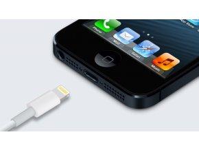 Servis iPhone 5S - Výměna (oprava) nabíjecího konektoru