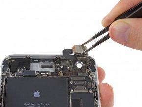 Servis iPhone 6 - Výměna fotoaparátu