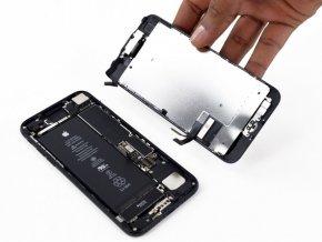 Servis iPhone 7 - Výměna displeje original kvalita