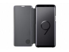 Samsung Flipové pouzdro Clear View pro S9 Black