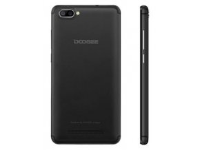Doogee X20 DualSIM gsm tel. 1+16GB Black