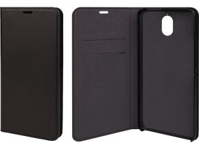Nokia Slim Flip cover CP-306 for Nokia 3.1 Black