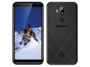 ALIGATOR RX800 eXtremo 64GB černo-oranžový