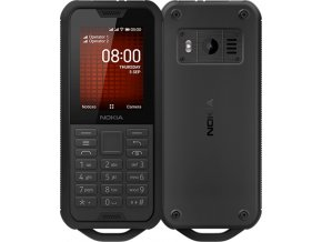 nokia 800 front back Black s