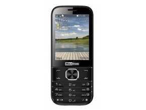 MAXCOM Classic MM237 DS gsm tel. Black