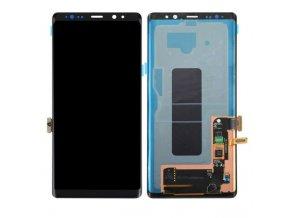NOTE 8 LCD SCREEN BLACK