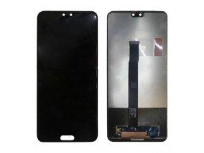 huawei p20 lcd displel display dotykove sklo vymena