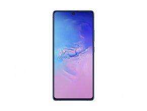 SM G770 GalaxyS10Lite Front PrismBlue s