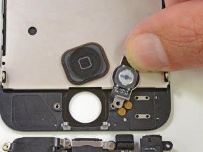 Servis iPhone SE - Výměna tlačítka Home Button