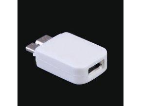 Adaptér microUSB - microUSB 3.0