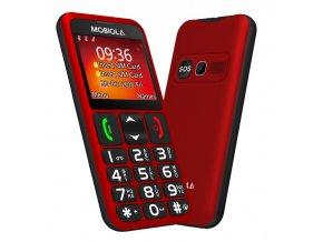 mobiola mb700 dual sim red sk distribucia mb700r 398735