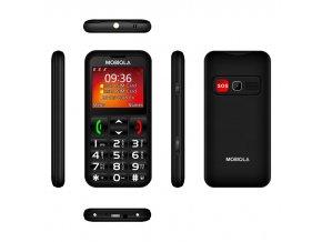 mobiola mb700 dual sim red sk distribucia mb700r cena 398735