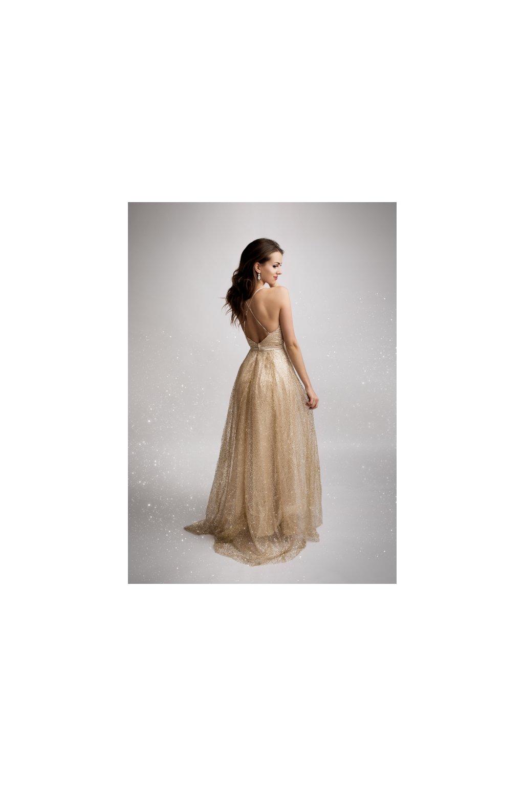 b8a0247439d Luxusní společenské šaty z francouzské kolekce Eva Lola
