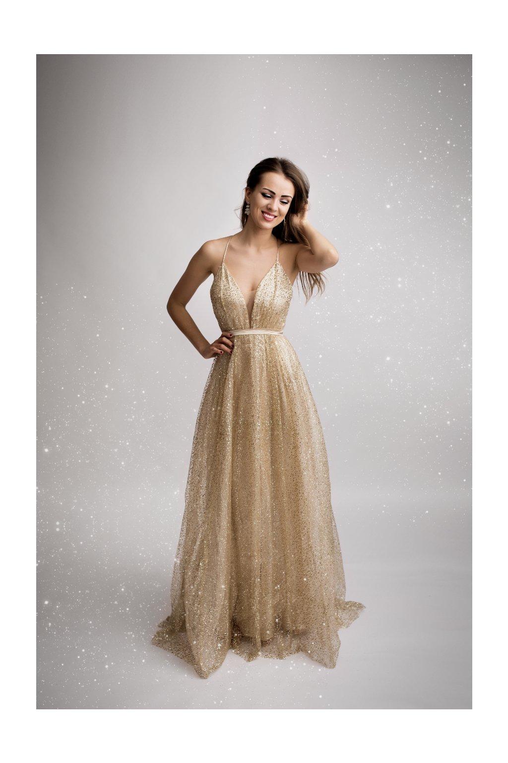 Luxusní společenské šaty z francouzské kolekce Eva Lola 269ff513e1