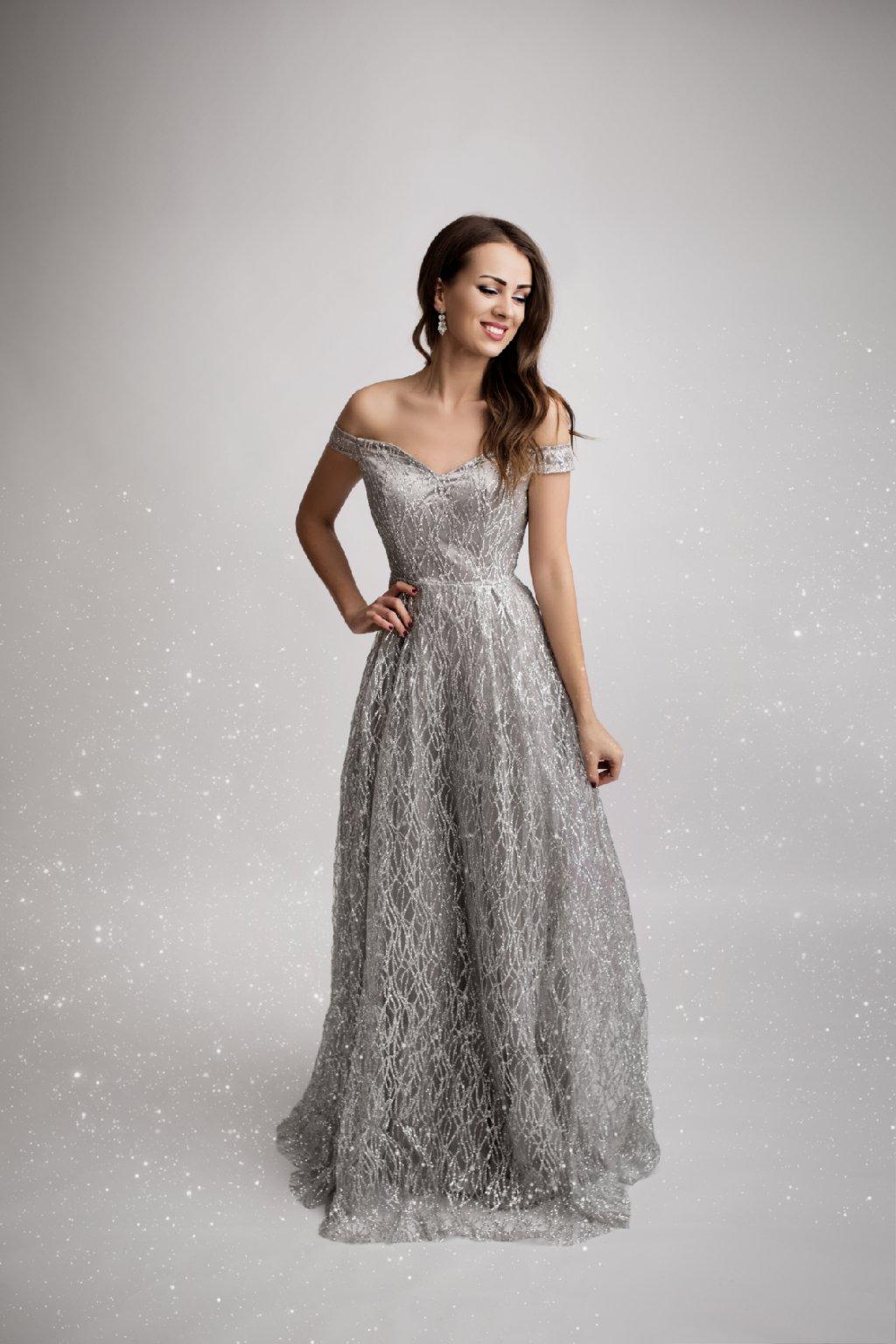 Luxusní plesové šaty z francouzské kolekce Eva Lola ♥ 548a0e9bfd