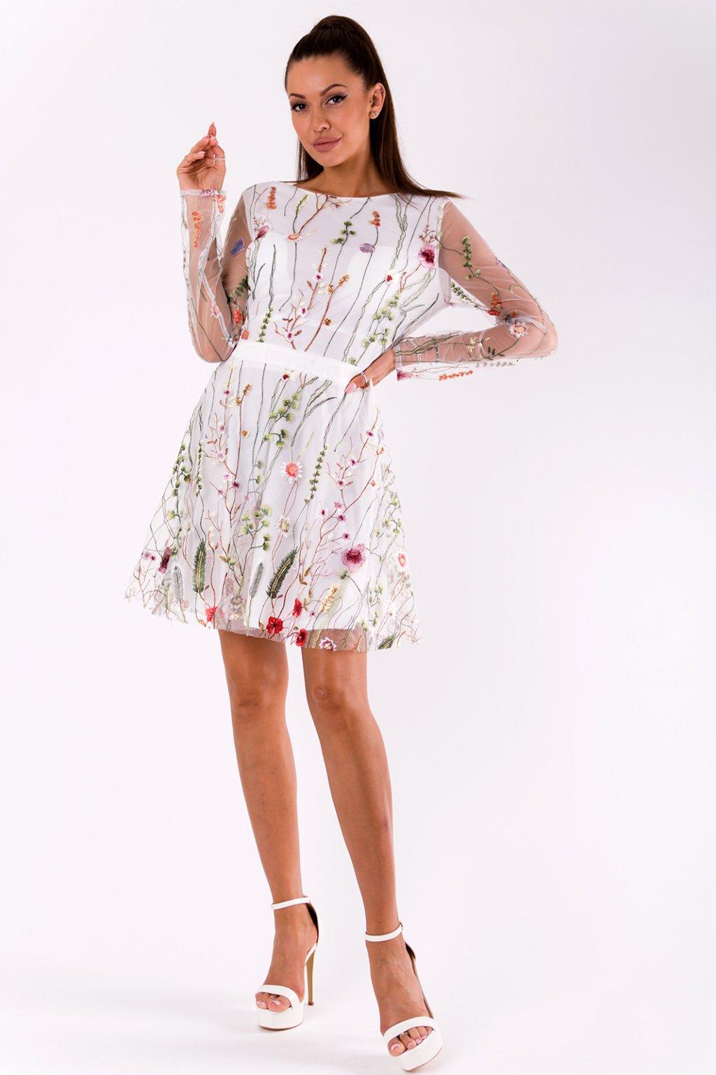 Společenské šaty - Bestmoda f5e6818c10b