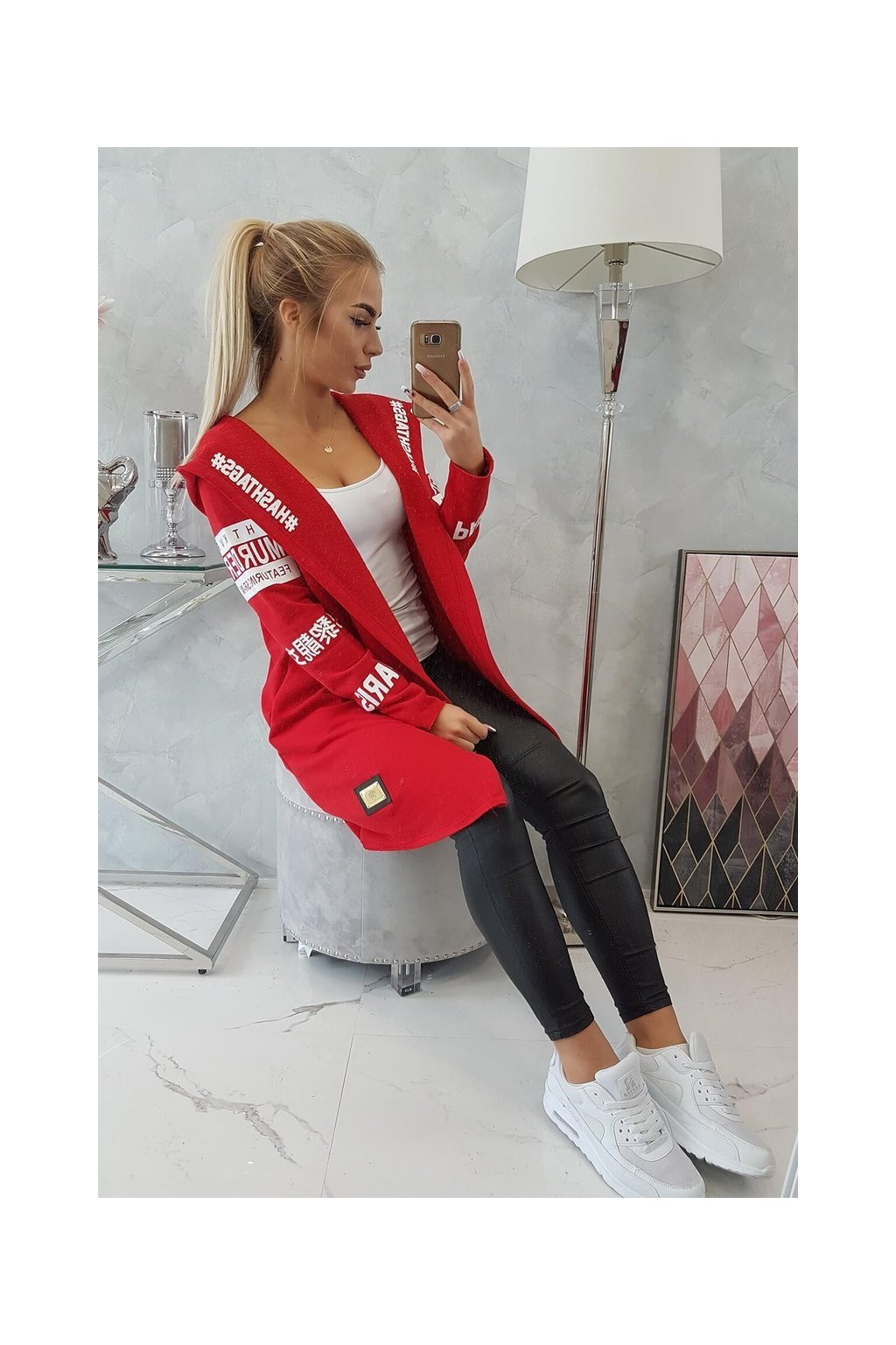 eng pl A coatee with subtitles red 9516 10