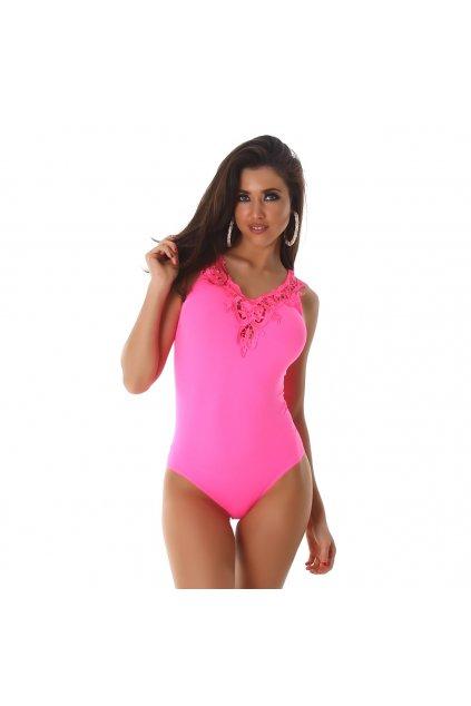 hot pink body