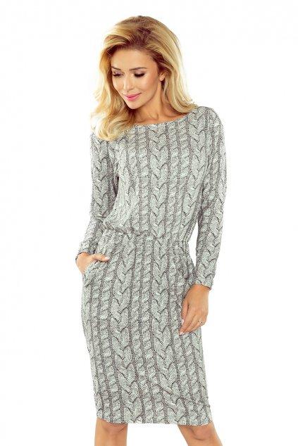 172 1 luzna sukienka z marszcz 6737