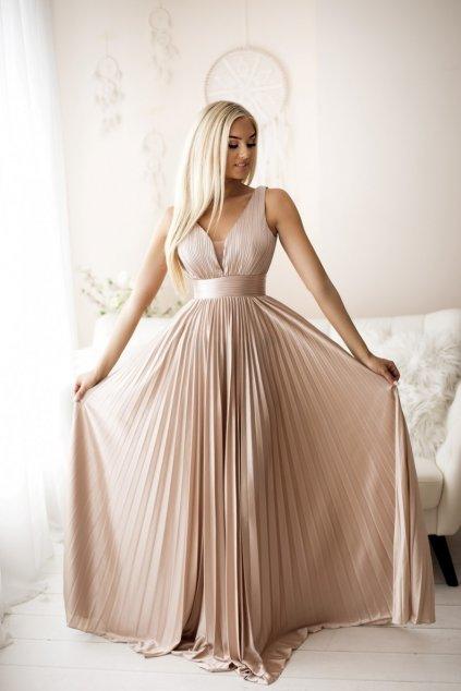 ruzove evalola plisovana sukne