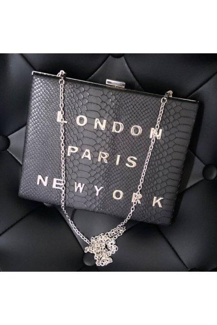 Psaníčko LONDON PARIS NEW YORK, k DODÁNÍ IHNED