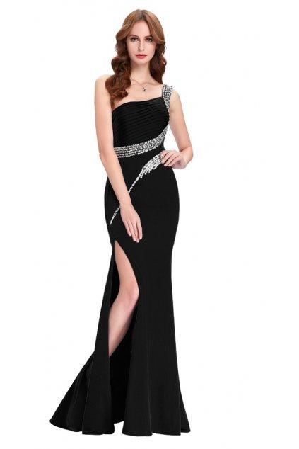 Černé společenské šaty Grace Karin, RYCHLÉ DODÁNÍ