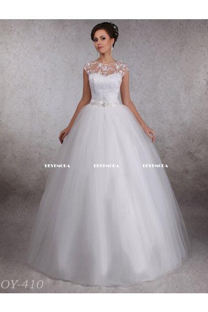 Luxusní svatební šaty na šněrování, RYCHLÉ DODÁNÍ