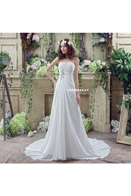 Luxusní korzetové svatební šaty, RYCHLÉ DODÁNÍ