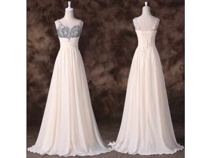 Společenské šaty, velikosti 32 - 44, RYCHLÉ DODÁNÍ