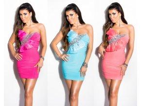 * 0000 Designerské společenské šaty, 6 barev, RYCHLÉ DODÁNÍ