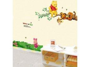 Medvídek PÚ a přátelé
