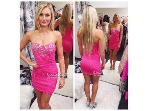 hot pink saty