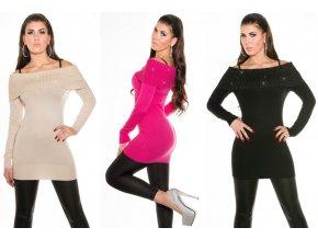 Luxusní designerské svetříky, 8 barev, RYCHLÉ DODÁNÍ
