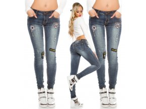 jeans stickers