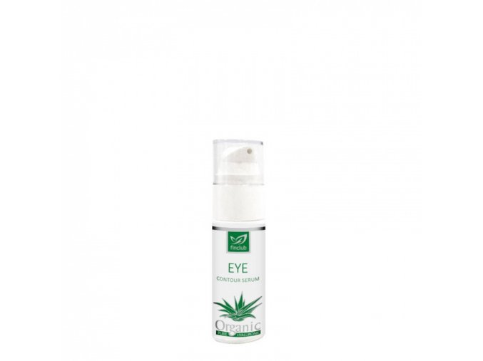 aloe vera eye contour serum original
