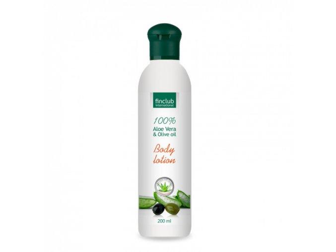 aloe vera body lotion original