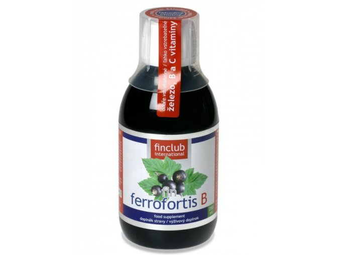 fin Ferrofortis B