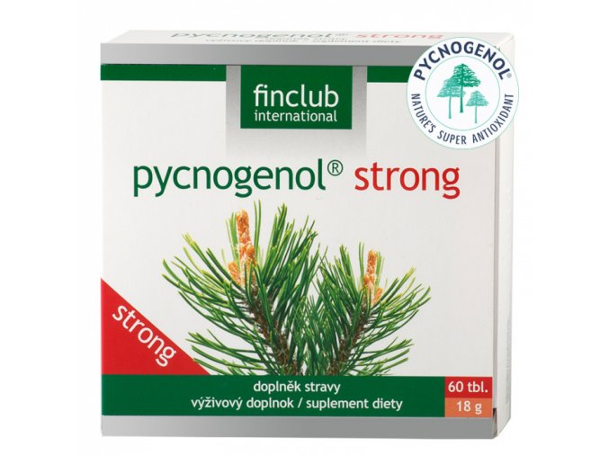 pycnogenol strong