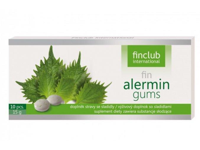 fin alermin gums