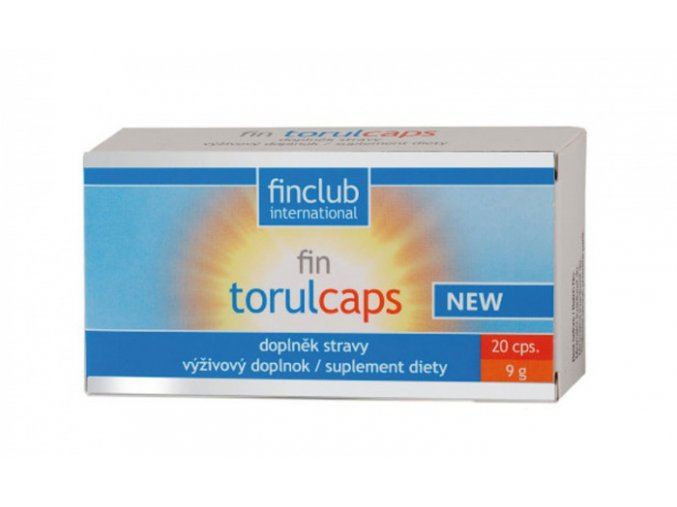 fin torulcaps