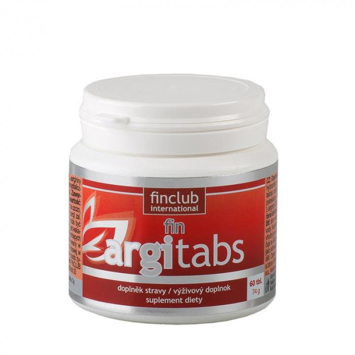 Finclub Argitabs arginin 60 tablet