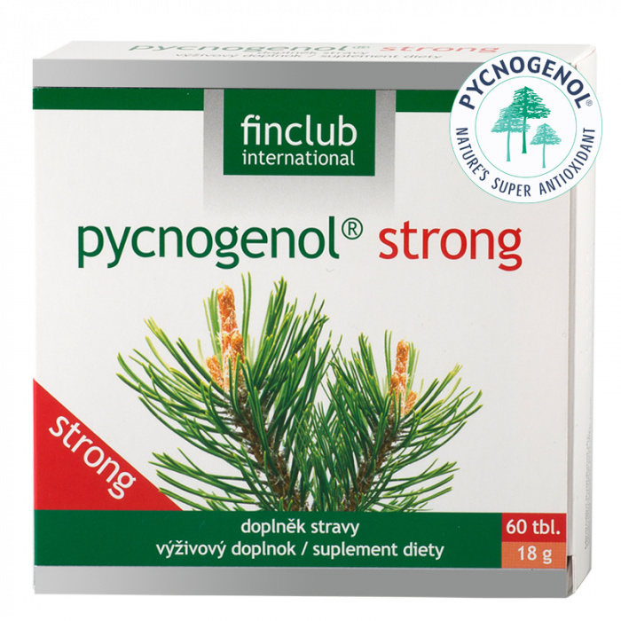 Finclub Pycnogenol Strong 60 tbl