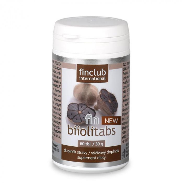 Finclub Fin Biiolitabs 60 tablet