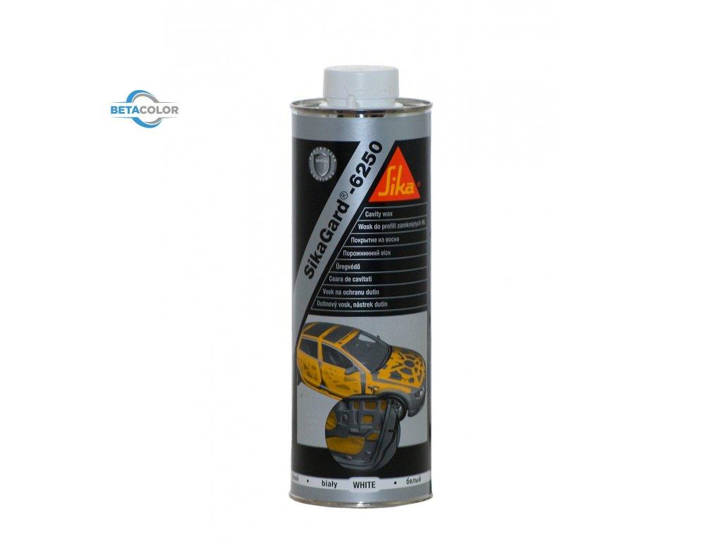 SIKAGARD 6250 BÍLÝ  - 1l a 500ml Spray
