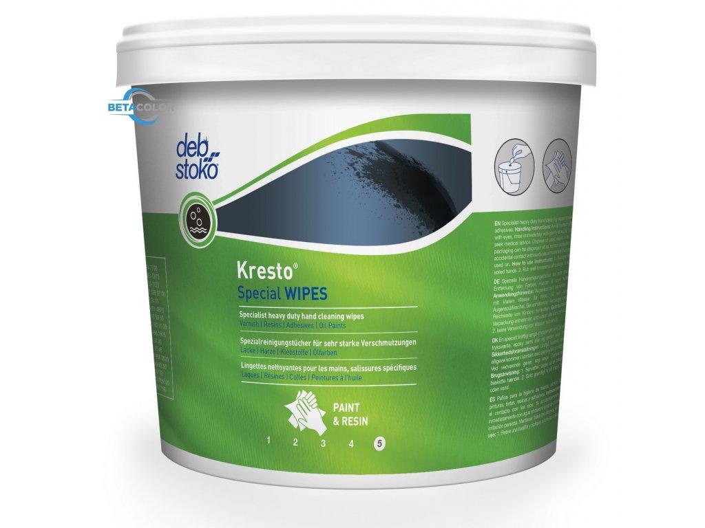 Ubrousky Kresto® Special WIPES, 150Ks