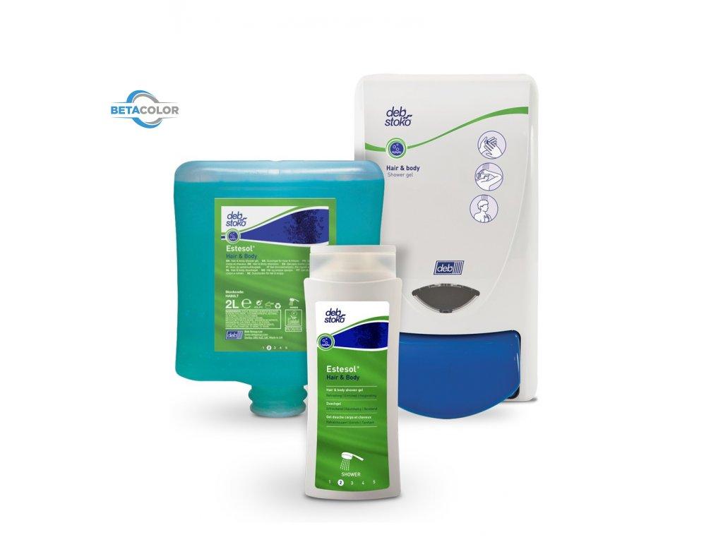 Antibakteriální mýdlo AgroBAC™ LOTION Wash, 1000ml